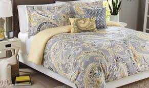 Duvet Curtain Sets Living Room Black And White Bedding Double Stunning Cotton