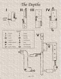 Dark Souls 2 Map Depths Dark Souls Wiki
