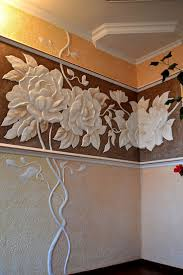 Painting Techniques Interior Walls by How To Plaster An Outside Wall Design Ideas Art Walls Cement