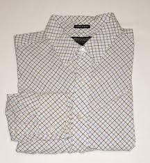american eagle vintage slim fit check shirt men u0027s large l