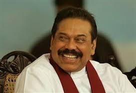 Mahinda Rajapksha Mahinda Rajapaksa The President Of Sri Lanka