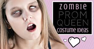 Dead Prom Queen Halloween Costume Zombie Prom Queen Costume Ideas Looklikeazombie