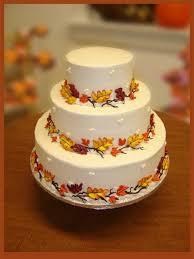 fall wedding cakes 15 fall wedding cake ideas you may pretty designs