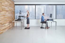 Standing Or Sitting Desk by Standing Desks Can A Chronic Sitter Think On Her Feet