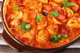 Main Dish With Sauce - spanish u0026 portuguese main dish recipes