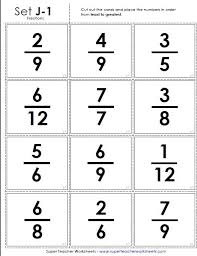 233 best fractions images on pinterest math fractions teaching