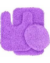 sale alert 3 piece bathroom rug sets deals