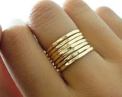 gold band ring gold band ring etsy