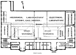 Building Plan by File Psm V69 D573 University Of Pennsylvania Engineering Building