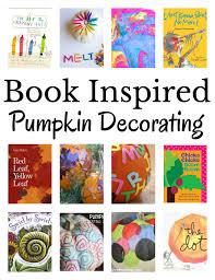 Children S Decorating Ideas Decorating Pumpkins Inspired By Children U0027s Books