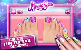 nail salon u0026 toenail magic spa android apps on google play