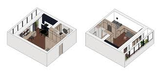 2 well rounded home designs under 600 square feet includes layout