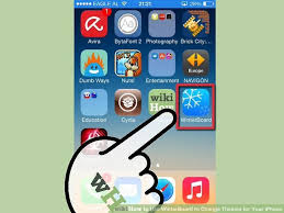 iphone themes that change everything how to use winterboard to change themes for your iphone 8 steps
