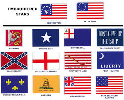 Bonnie Flag Historical Flags