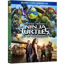 teenage mutant ninja turtles shadows blu ray dvd