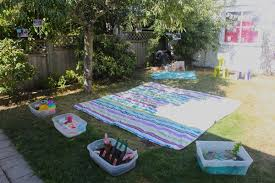 Backyard Kid Activities by Gracen U0027s 2nd Backyard Birthday Bash U2039 Mama Papa Bubba Mama