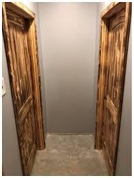 wooden door designs burnt wood door design idea isavea2z com