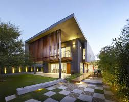 wolf architects design the wolf house a modern villa with a