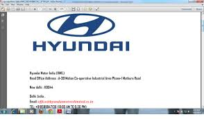 offer letter format for accountant pdf beware of fake hyundai interview on naukri com