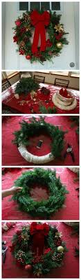 christmas wreaths to make best 25 diy christmas wreaths ideas on diy