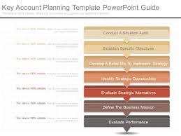 key account template key account planning template powerpoint guide powerpoint templates