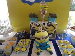 Minions Candy Buffet by Candy Buffet Buho Celebraciones Infantiles Las Condes La Dehesa