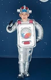 diy retro robot costume