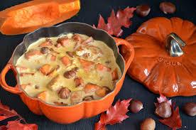 cuisiner marrons frais de dinde marrons et potiron