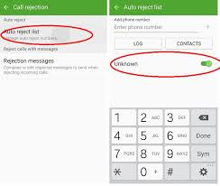 how do you block a number on android call screening how to block numbers android