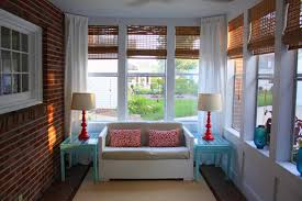 bamboo window shades in color home designing popular bamboo