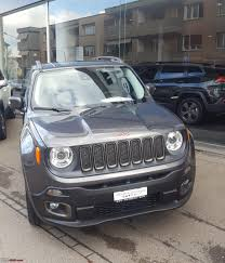 jeep renegade exterior jeep renegade spied testing in india page 11 team bhp