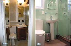 Bathroom Designs With Pedestal Sinks Find And Save Before After Small Bathroom Remodel Like Pedestal