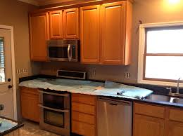 Refinishing Oak Cabinets Cabinet Color Change N Hance Of South Butler U0026 Clermont County