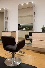 Styling Stations And Cabinets Light Sleek And Modern Salon Station Salon Ideas Pinterest