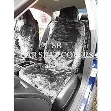 housse siege bmw serie 1 bmw série 1 housse de siège en fausse fourrure gris 2 sièges