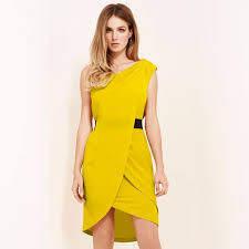 womens yellow dresses are the way to go for comfortable pretty