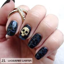for more amazing gothic nail designs follow our vintage goth board