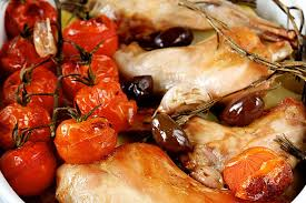 recette cuisine lapin recette lapin à la provençale