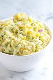 easy potato salad recipe with tips