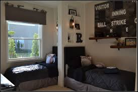 Baseball Decorations For Bedroom by Model Home Decorating Ideas U2013 The Whimsical Lady