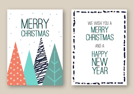merry card free vector stock graphics