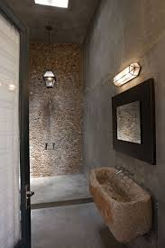 Stone Bathroom Designs Stone Bathroom Ideas 15 Charming Decors Houz Buzz