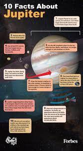 10 facts about the planet jupiter infographic