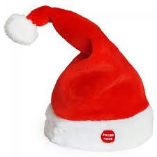 rockende weihnachtsmütze musik tanzend singend weihnachten