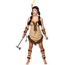 Ebay Halloween Costume Pocahontas Native Indian Princess Fancy Dress Party Halloween