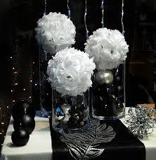 decoration mariage noir et blanc décoration de mariage en noir et blanc mariage