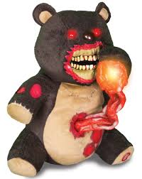 lunging lily spirit halloween heart bear exclusively at spirit halloween eat your heart out