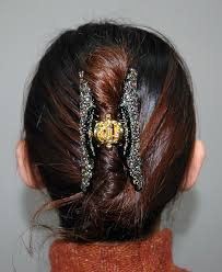 Decorative Hair Claws Longhairgirl How To Use