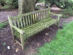 Wood Garden Bench Plans by Diy Garden Bench Project