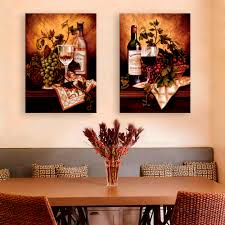 Painting Home Decor by Online Get Cheap Wine Decor Aliexpress Com Alibaba Group